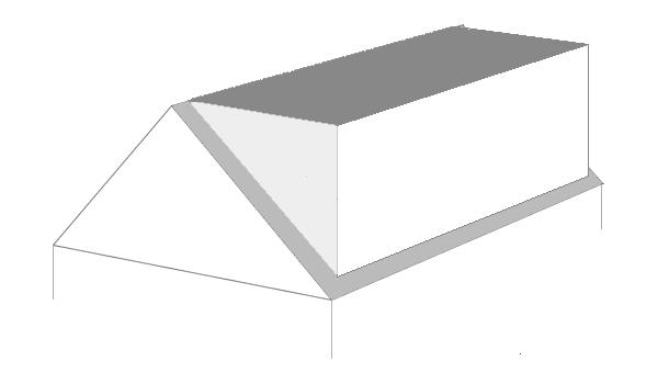 Loft Conversion Type: Full Rear Dormer
