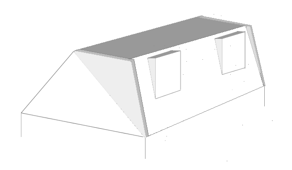Loft Conversion Type: Mansard
