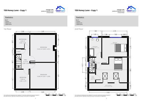 Free Loft Conversion Floorplans